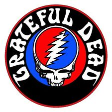 Grateful Dead Iron On Transfer For T-Shirt & Other Light Color Fabrics #4