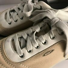 MBT Chapa GTX Coffee Brown Tan Toning Shape Up Womens Shoes Size US 8 Pre-owned
