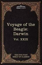 The Five Foot Shelf of Classics: The Voyage of the Beagle by Charles Darwin.