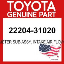 TOYOTA GENUINE 22204-31020 METER SUB-ASSY, INTAKE AIR FLOW OEM