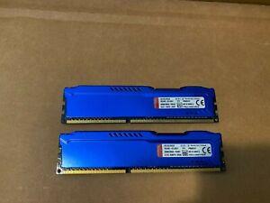 Kingston HYPERX FURY 8GB KIT 2x4GB DDR3 1866MHZ HX318C10FK2/8 GAMING DIMM 240pin