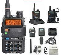 Two Way Radio Scanner Transceiver Handheld Police Fire Portable F-Antenna HAM