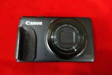 Used Canon PowerShot S95 10.0MP Digital Camera - Black