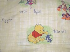 Grand Drap Plat CTI Disney Winnie L'ourson Tigrou cti France C.T.I (no Mickey)