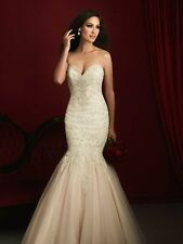 Allure Bridal, Style C363, Ivory, Size 6 - Alterations to Length Only