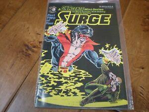 Surge #2 of 4 (1984 Series) Eclipse Comics VF/NM