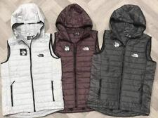 The North Face Body Warmer Women's Men's Winter Down Cotton Vest White Black
