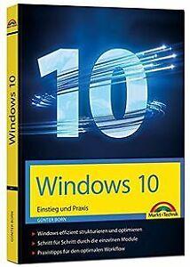 Windows 10 Einstieg und Praxis von Born, Günter | Buch | Zustand sehr gut