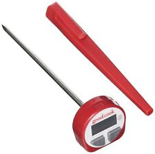 Good Cook Classic Digital Thermometer NSF Approved & Protective Sleeve