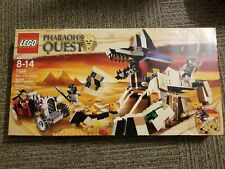 LEGO Pharaoh's Quest Rise of the Sphinx (7326). New Factory sealed.