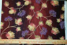 Timeless Treasures Fabrics pattern# nature-c 2496 FAT QUARTER GRAPE VINE LEAVES