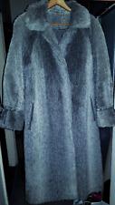 HAWELA Alpaca -80%- Fur Coat Mohair-20%- Soft Lightweight Irresistible Elegant