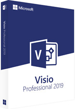 Microsoft Visio 2019 Professional Key LIMITED STOCK