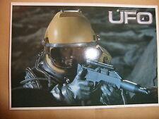 GERRY ANDERSON UFO DVD POSTCARD  vol 2 no 4  ED BISHOP MICHAEL BILLINGTON NEW