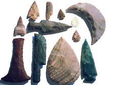 Maxi âge de pierre set Archéologie expérimentale (reproduction) Flint knapping
