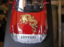 LOOKSMART  155A, 1/43, Ferrari 612 Scaglietti V12,15,000 red miles Tour of China