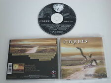 CREED/HUMAN CLAY(WIND-UP WIN 495027 2+4950272000) CD ALBUM