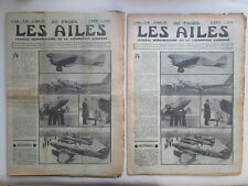 AILES 1934 697 LONDON MELBOURNE COMET MAC ROBERTSON BLOCH AERO-200 ALBESSARD