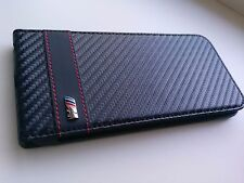 Licensed by BMW iPhone 6 Plus 6s M Collection Carbon Magnet Flap Case CG Mobile