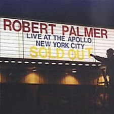 Robert Palmer - Live at the Apollo [New CD] Italy - Import
