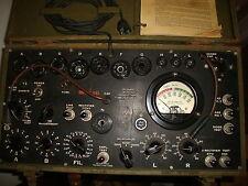 Hickok I-177 Military  Tube Tester