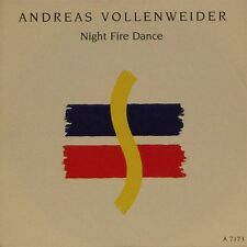 """ANDREAS VOLLENWEIDER 'NIGHT FIRE DANCE' UK PICTURE SLEEVE 7"""" SINGLE"""