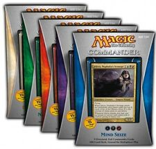 GERMAN Magic MTG 2013 Commander C13 Sealed Deck Complete Box Set The Gathering
