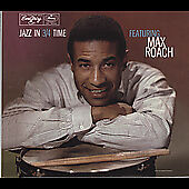 Jazz In 3/4 Time, Max Roach - (Compact Disc)