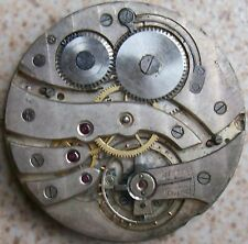 Chatillon Vintage Pocket Watch Movement 42 Mm. In Diameter