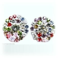 In Gift Box E60 Fabulous Diamante Crystal Earrings-Great Gift