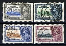 Colony Multiple Malayan & Straits Settlements Stamps