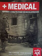 ADS Medical Equipment & Supply Solutions for Medical Operations Volume 3.0 2013