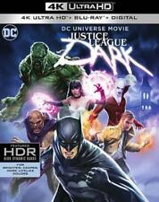 Justice League Dark New Dvd