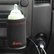 Viaje bebé leche Calientabiberones/portátil de viaje en coche al aire libre calentador de leche