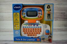VTech Tote and Go Laptop Educational Benefits Development Customizable