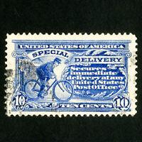 US Stamps # E8 Superb Used gem