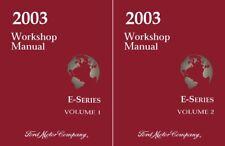 Service Repair Manuals For Ford E 450 Super Duty For Sale Ebay