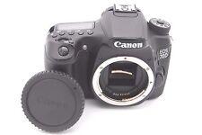Canon EOS 70D 20.2 MP 3''Screen Digital SLR Camera Body - SHUTTER COUNT: 4590