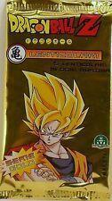 """Dragon Ball Z """"1 busta con 5 carte"""" serie GOLD GPZ"""