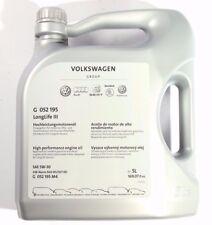 Original VW Audi Motoröl 5W30 LongLife 3 G 052195M 5 Liter G052195M4