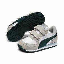 Puma Cabana Racer SL V PS Kinder Schuhe Sneaker 360732 Puma White Gray Violet
