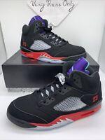 Nike Air Jordan 5 Retro Top 3 Grape Emerald (CZ1786-001) Size 12 New In Box