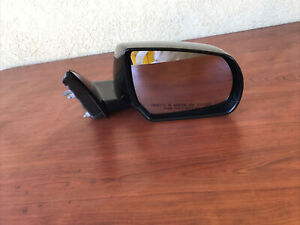 2013 Cadillac ATS RH Power Door Mirror 22955512 GM