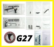 G27 OC CUSTOM TRIGGERS SUBCOMPACT LOWER PARTS KIT FOR GLOCK 27 FITS POLYMER 80