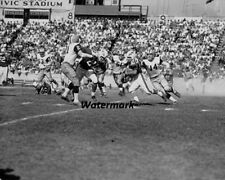 CFL 1957 Ottawa Rough Riders vs Hamilton Tiger Cats  Black & White  8 X 10 Photo