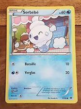 Carte Pokémon SORBÉBÉ PV 60 31/99 Destinées Futures VF