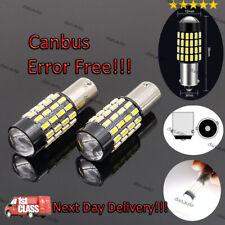 New 2x H6W BAX9S Canbus LED Bulbs Sidelights Parking VW Audi BMW F20 F30 F31 F34