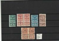Mexico 1906-07 Stamps Ref 15431