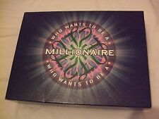 ITV,s Who Wants To Be A Millionaire Very Good Condition Complete