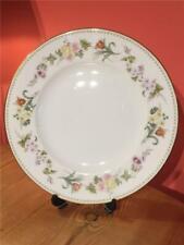 """Wedgwood Mirabelle Dinner Plates 10.75"""""""